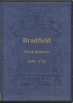 Yorkshire Parish Registers: Bradfield 1559-1722