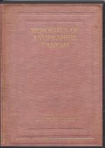 Memorials of a Yorkshire Parish: Darrington
