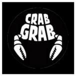 Image of crab grab logo.