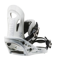 Flux 2018 PR Snowboard Bindings White