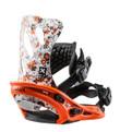 Flux 2018 GS Snowboard Bindings Orange