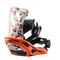 Flux 2018 GS Snowboard Bindings Orange