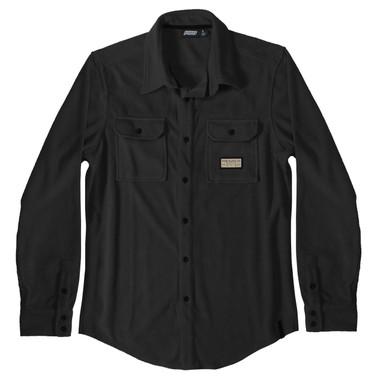 POW Microfleece Shirt Black