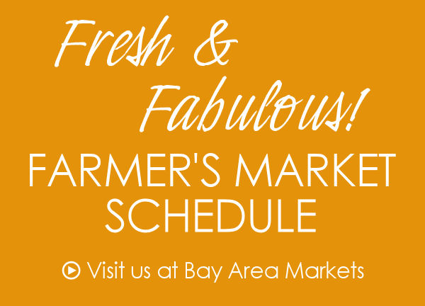Visit ApricotKign at bay Area Farmer's Markets