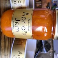 Apricot Jam          (Low Sugar)