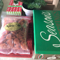 Holiday Gift # 2   All I want is APRICOTS