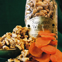 Sugared Walnuts