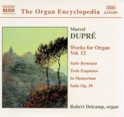Dupré Works for Organ, Vol. 12