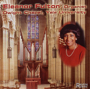 Eleanor Fulton Plays at Yale: Musical Evolution
