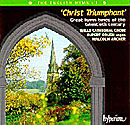 The English Hymn, Vol. 1: Christ Triumphant, Great Hymn Tunes of the 20th Century
