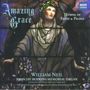 Amazing Grace: SIXTY Hymns of Faith & Praise