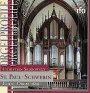 1869 Friese Organ, Another German Romantic Masterpiece in Schwerin