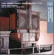 The Morlanda Organ (1604/1715)