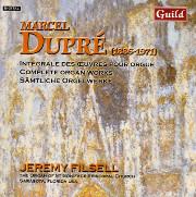 Filsell Plays Dupré Vol. 1