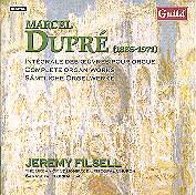 Filsell Plays Dupré, Vol. 3