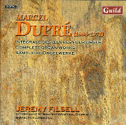 Filsell Plays Dupré, Vol. 6