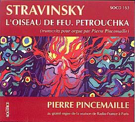 Firebird & Petrouchka Transcribed!