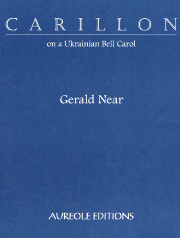 Near, Gerald: Carillon on a Ukranian Bell Carol