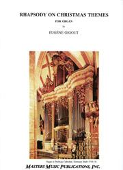 Gigout: Rhapsody on Christmas Themes