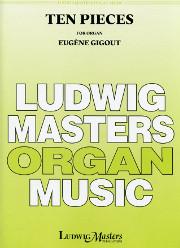 Gigout: Ten Pieces for Organ