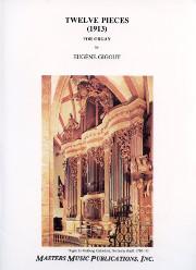 Gigout: Twelve Pieces (1913)