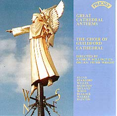 Great Cathedral Anthems Vol. 1 Guildford Cathedral