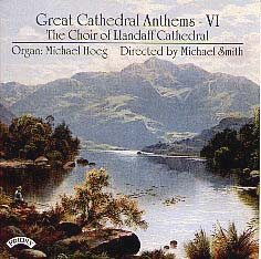 Great Cathedral Anthems Vol. 6 Llandaff Cathedral