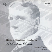 Henry Morton Dunham: A Boston Classic