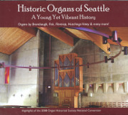 Historic Organs of Seattle