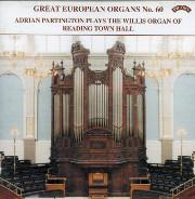 Great European Organs No. 60