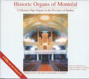 Historic Organs of Montréal