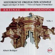 Historic Organs of Switzerland Vol. 1