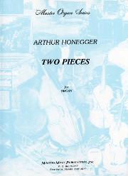 Honegger: Two Pieces