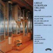 Great European Organs No. 63