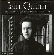 Iain Quinn at Methuen