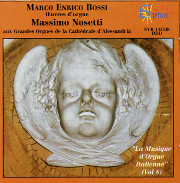 "The Italian Organ, Vol. 8 ""Marco Enrico Bossi"""