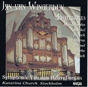 Jan van Wingerden, Van den Heuvel organ, Stockholm
