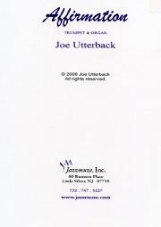 Joe Utterback: Affirmation