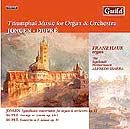 Jongen and Dupré for Organ and Orchestra