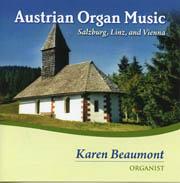 Austrian Organ Music