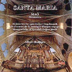 The Kyburz Organ of Menorca