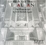 Bach and the Italian Influence
