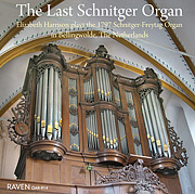 The Last Schnitger Organ