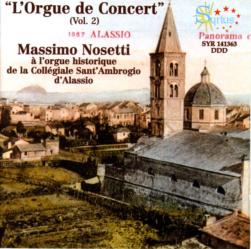 """""""L'Orgue de Concert"""" (Vol. 2)"""