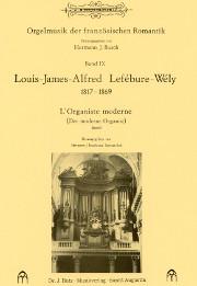 Lefébure-Wely: L'Organiste Moderne, Vol. 3
