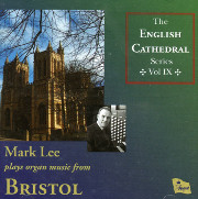 Mark Lee at Bristol Cathedral