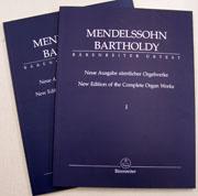 Mendelssohn: Complete Organ Works Vols. 1 & 2