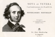 Mendelssohn: Prelude & Fugue for Piano, Overture to Athalie