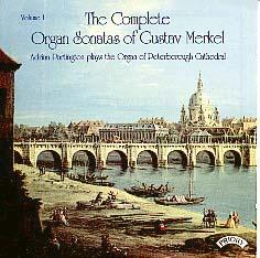 Merkel Organ Sonatas Vol. 1