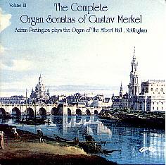 Merkel Organ Sonatas Vol. 3